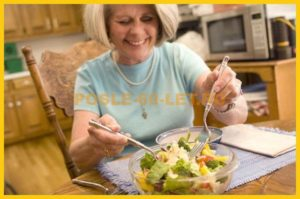 Диета после 60 лет для женщин: меню и рекомендации