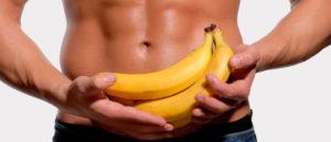 Полезные свойства банана для мужчин, как бананы влияют на потенцию