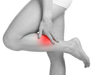 От чего немеет нога ниже колена